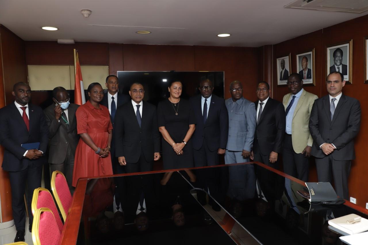 Assurances : L'ASACI chez le Ministre de l'Economie et des Finances