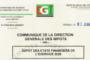 Daouda COULIBALY élu Président de la CCR-UEMOA