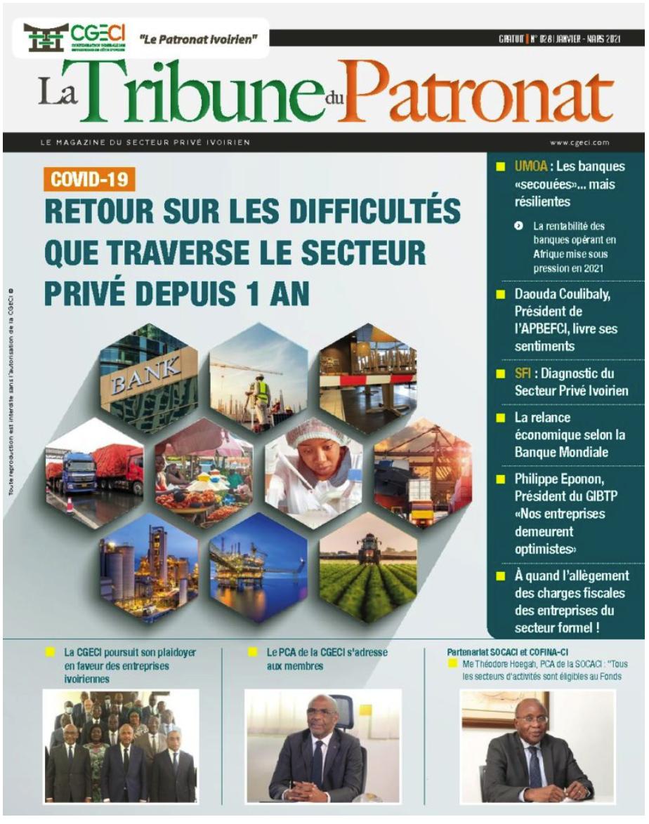 La Tribune du patronat N°028