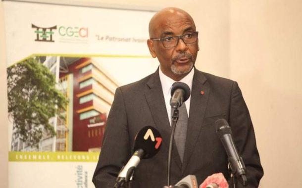 Mot de bienvenue du président au Forum Ivoiro-français