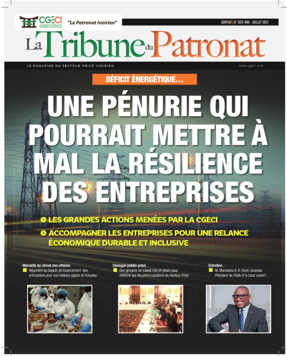 La Tribune du patronat N°029