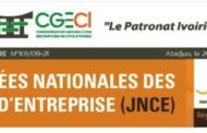 JOURNEE NATIONALES DES CHEFS D'ENTREPRISES (JNCE)